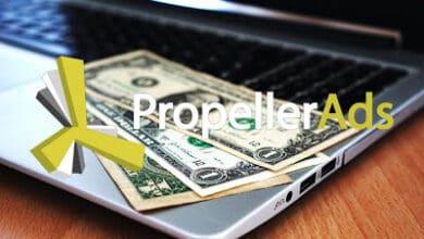 إستراتيجية للربح من موقع propellerads بدون إمتلاك موقع 2020