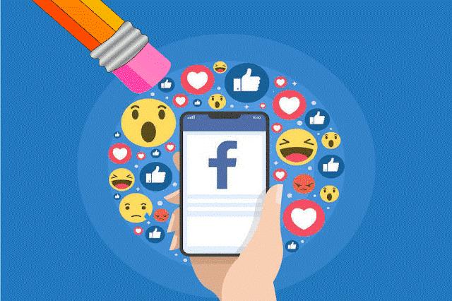 كيفية حذف لايك وجميع التعليقات من الفيسبوك بسرعة