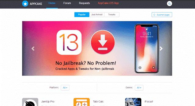 متجر تطبيقات ipa