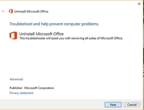 مساعدة كاملة لحل مشكلة تثبيت Office في أنظمة التشغيل Windows 10 و 8 و 7