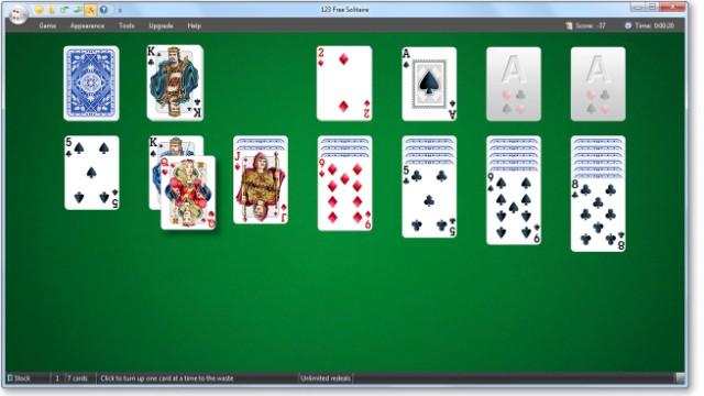 تحميل لعبة solitaire للكمبيوتر 2021