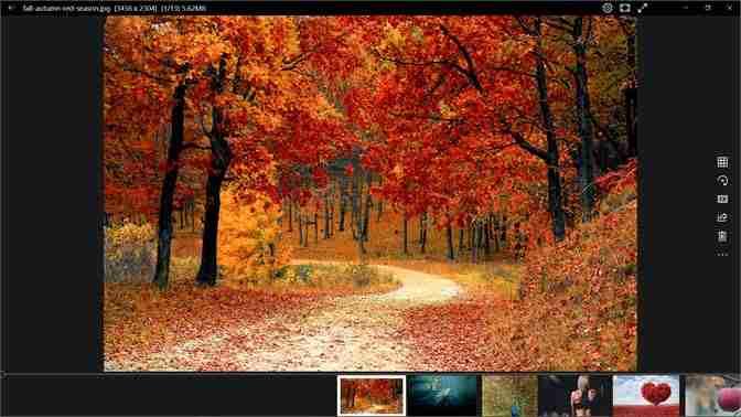 افضل 6 برامج عرض الصور للكمبيوتر ويندوز 10