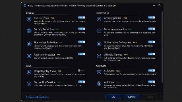 تحميل برنامج Advanced SystemCare للكمبيوتر مجانا مدى الحياة