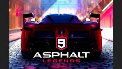 تحميل لعبة Asphalt 9 Legends للكمبيوتر 2021