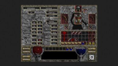 تحميل لعبة diablo hellfire للكمبيوتر مجانا