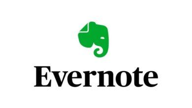 تحميل برنامج Evernote للكمبيوتر 2021