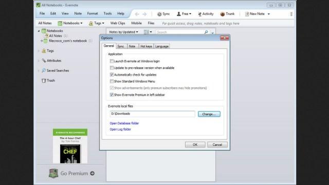 تحميل برنامج Evernote