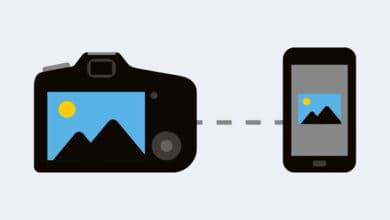 كيفية توصيل الكاميرا بالهاتف عبر الواي فاي