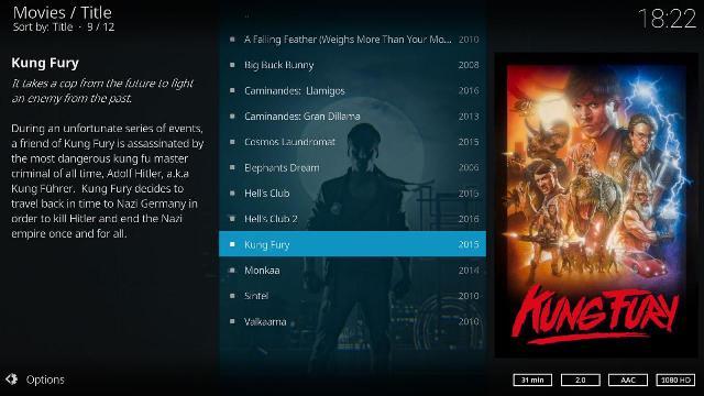تحميل برنامج Kodi Media Player لتشغيل الصوت و الفيديو