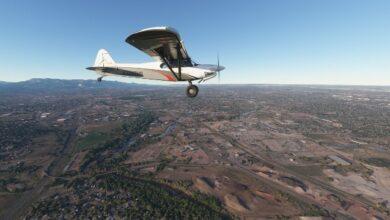 تحميل لعبة Microsoft Flight Simulator للكمبيوتر 2020