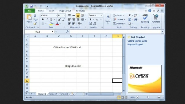 تحميل برنامج Microsoft Office 2010 للكمبيوتر مجانا برابط مباشر