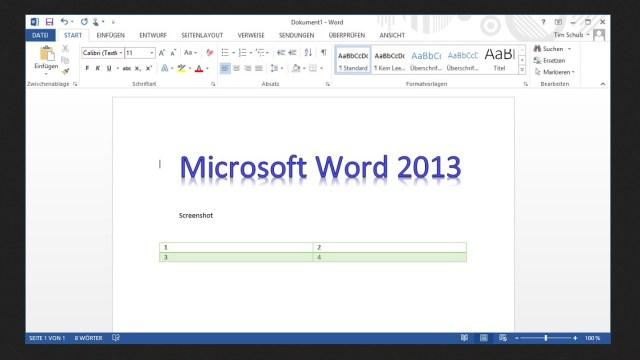 تحميل برنامج مايكروسوفت اوفيس Microsoft Office 2013 مجانا للكمبيوتر