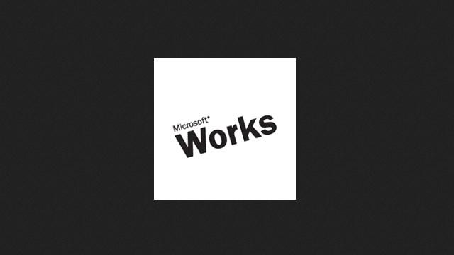 تحميل برنامج Microsoft Works مجانا