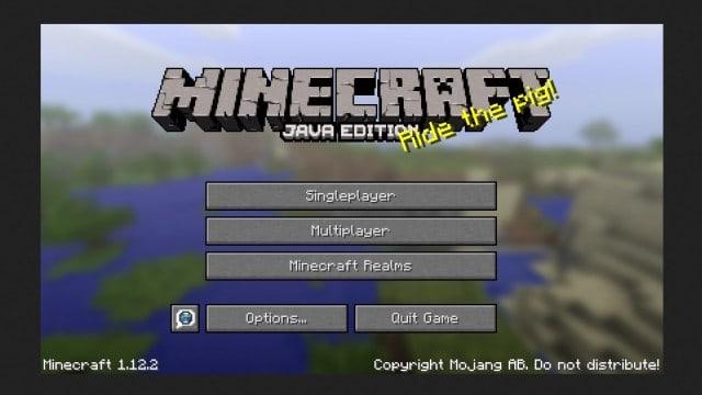 تحميل لعبة Minecraft Java الاصلية للكمبيوتر