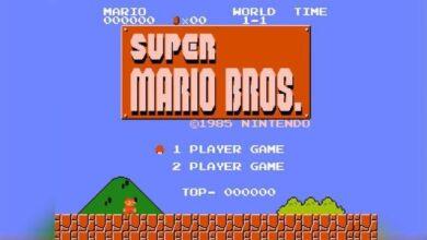 تحميل لعبة Super Mario Bros القديمة للكمبيوتر