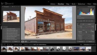 تحميل برنامج Adobe Photoshop Lightroom للكمبيوتر مجانا 2021