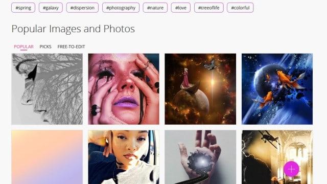تحميل برنامج PicsArt لتحرير الصور للكمبيوتر