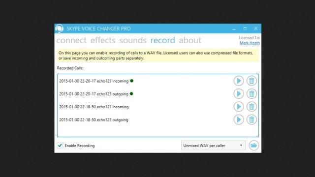 تحميل برنامج Skype Voice Changer