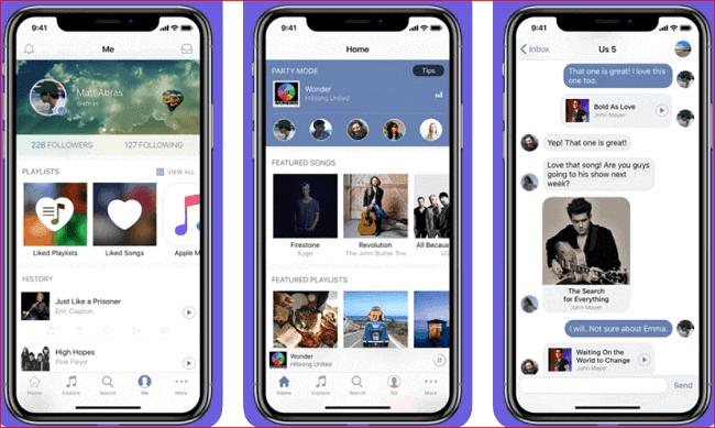 أفضل مشغلات الموسيقى لأجهزة iPhone في عام 2021