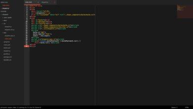 تحميل برنامج Sublime Text للكمبيوتر كامل