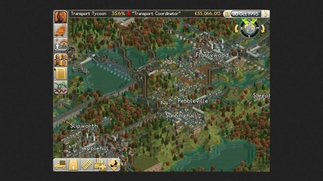 تحميل لعبة Transport Tycoon للكمبيوتر مجانا