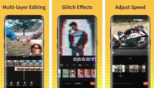 افضل 8 برامج تعديل الفيديو للاندرويد مجانا 2021