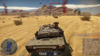 تحميل لعبة war thunder للكمبيوتر مجانا