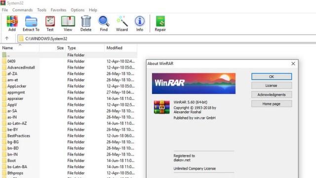 تحميل برنامج WinRAR مجانا 2021