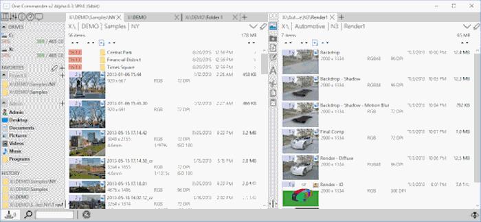 افضل 12 برنامج مدير الملفات للكمبيوتر ويندوز 10