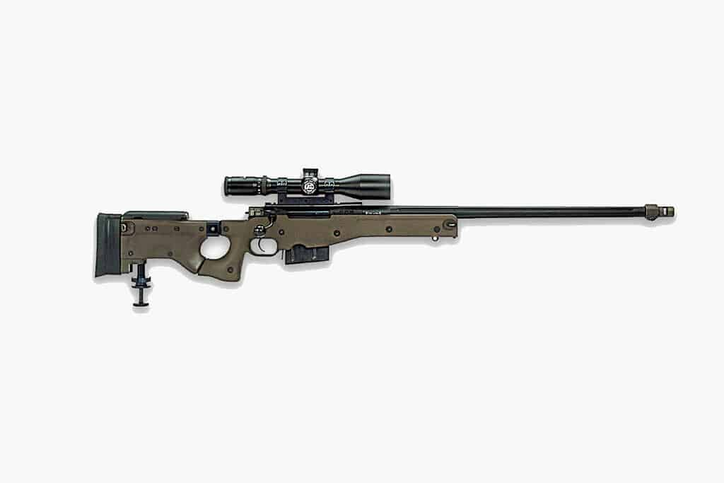 أفضل قناصات في لعبة ببجي موبايل: AWM Sniper Rifle