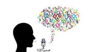 كيفية تحويل الصوت الى كتابة على الكمبيوتر او الاندرويد