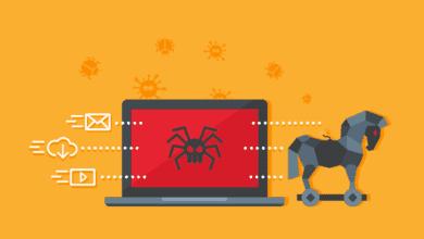 ماهو فيروس حصان طروادة؟ وكيفية ازالته من الجهاز