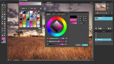 تحميل برنامج Pixlr لتحرير الصور على جهاز الكمبيوتر