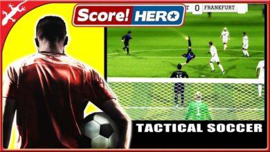 تحميل لعبة سكور هيرو Score Hero مجانا