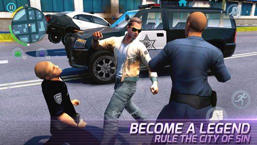 معلومات حول لعبة GangstarVegas