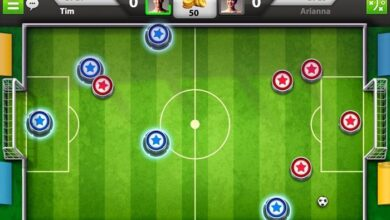 شرح وتحميل لعبة Soccer Stars؛ كرة القدم على الإنترنت