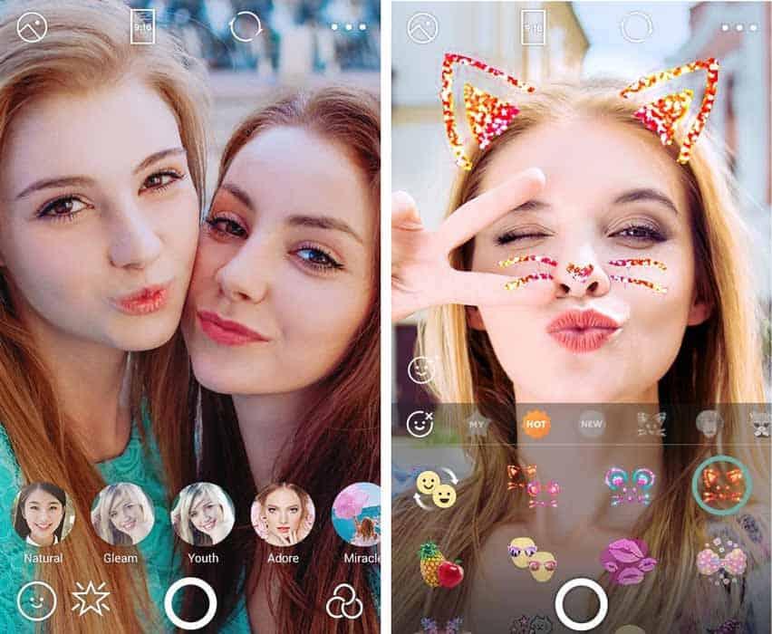 تحميل برنامج B612 - تعديل الصور الشخصية