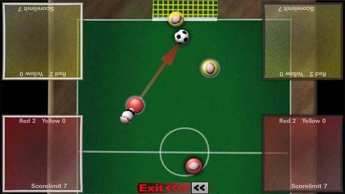 لعبة الاندرويد Action 2-4 Players ثنائية اللاعبين