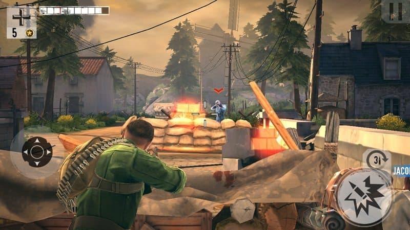 شرح وتحميل لعبة Brothers in Arms 3 : Sons of War