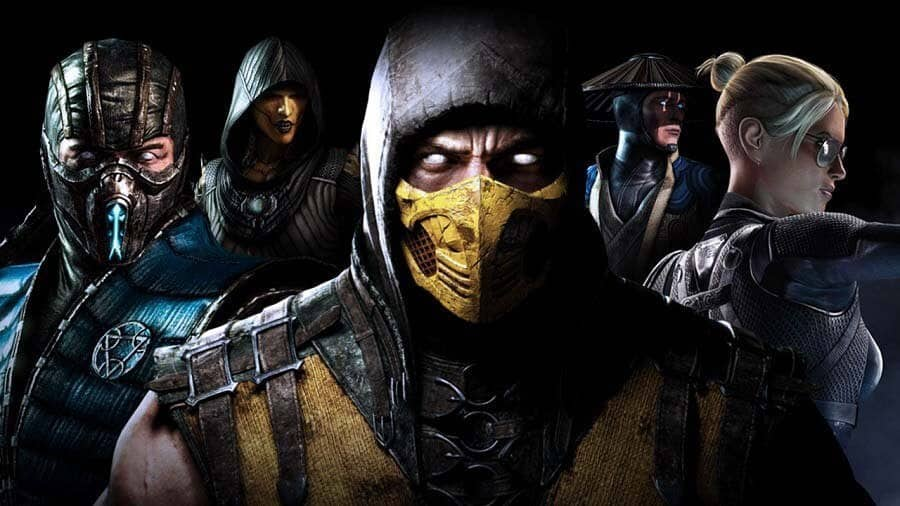 لعبة Mortal Kombat