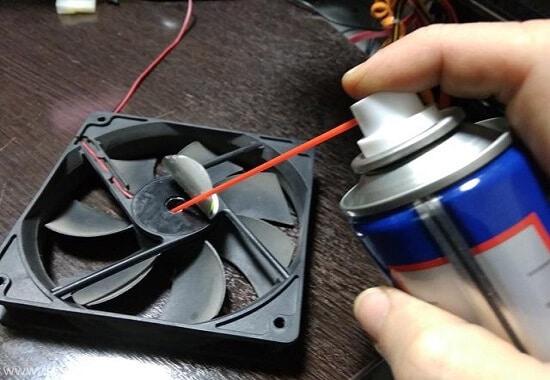 طريقة اصلاح ازعاج صوت المروحة في الكمبيوتر