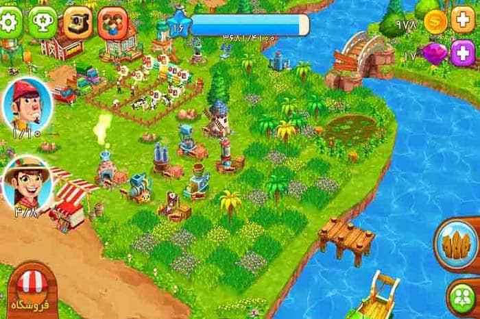 تحميل لعبة Top Farm