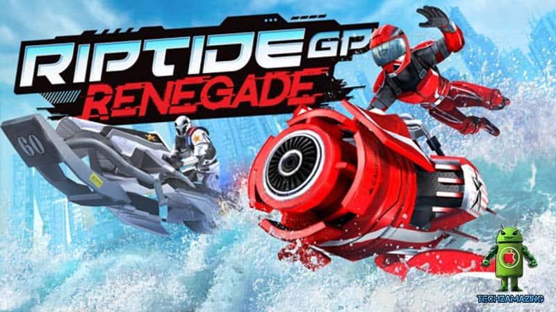 تحميل لعبة Riptide GP Renegade