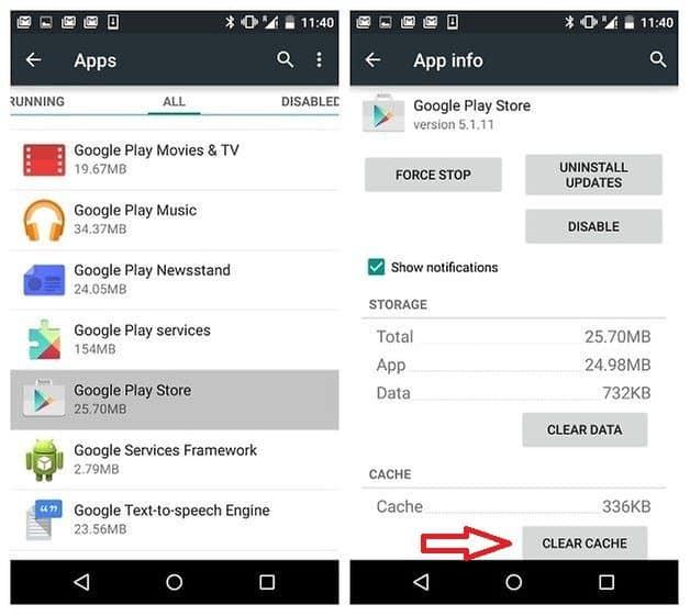 حل مشكلة عدم عمل Google Play و لماذا لا يعمل جوجل بلاي؟