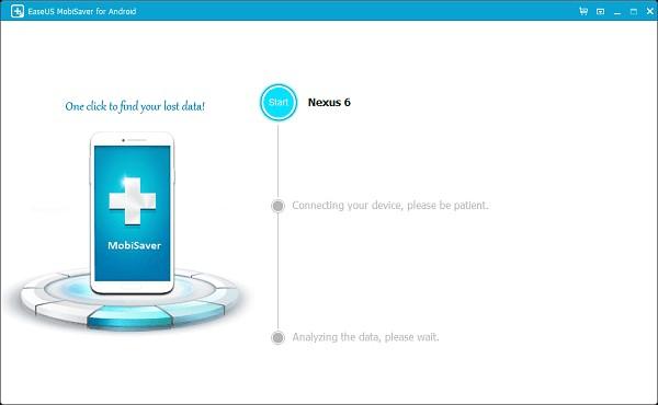 برنامج EaseUS MobiSaver for Android