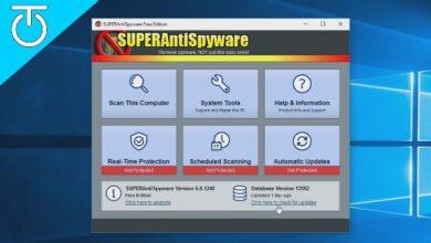 تحميل برنامج superAntiSpyware كامل 2021