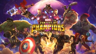 شرح وتحميل لعبة MARVEL Contest of Champions