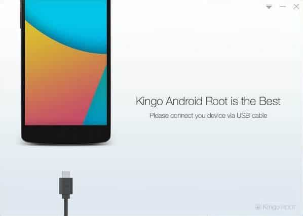 رنامج Kingo Android Root