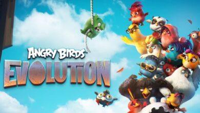 تحميل لعبة Angry Birds Evolution - الطيور الغاضبة!