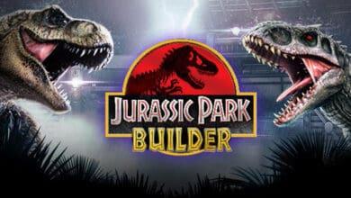 شرح وتحميل لعبة Jurassic Park Builder - حديقة الديناصورات